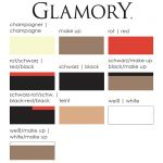 Glamory-Colour-Chart kleurentabel